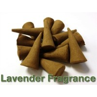 Incense Cones - Lavender Fragrance - Pack of 20 - Ruqyah Recited Upon