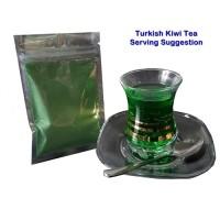 Turkish tea Instant tea - Kiwi Flavour (40g)