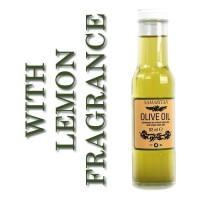 Olive Oil infused with Lemon Fragrance.