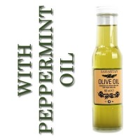 Olive Oil infused with Peppermint Oil