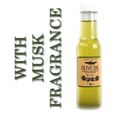 Olive Oil infused with Musk Fragrance.
