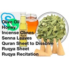 Treatment Pack and Ruqya Recitation
